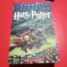 英文原版,哈利波特和火焰杯