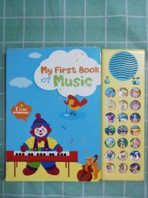(特价!)My First Book Of Music