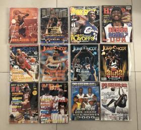 换 NBA篮球杂志