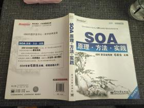 SOA原理·方法·实践【内页干净无笔记】