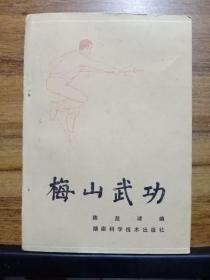 梅山武功 (1987年1版1印)