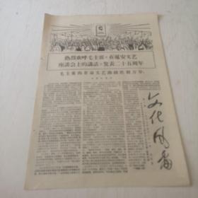 文革报纸 :文化风雷1967年,第8期