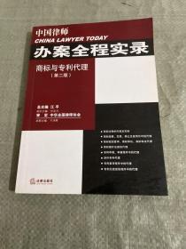 办案全程实录:商标与专利代理(第2版)