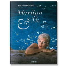 【TASCHEN】Lawrence Schiller. Marilyn & Me,劳伦斯·席勒.玛丽莲&我 摄影集