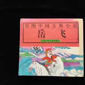 岳飞.彩图中国古典小说