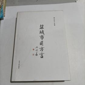 盐城市区方言  (精装厚册,仅印600册!)