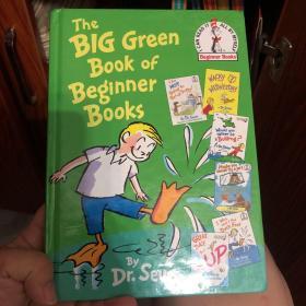 The Big Green Book of Beginner Books
