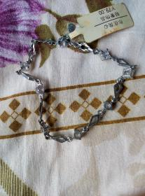 银手链手饰品(纯银925)