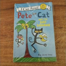 Pete the Cat: Play Ball! (My First I Can Read) 皮特猫打球