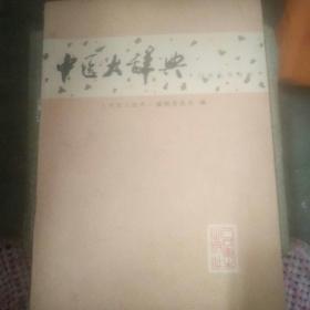 中医大辞典(妇科儿科分册)