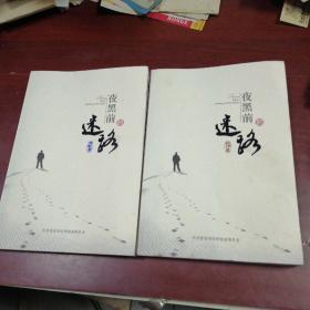 夜黑前的迷路:清源篇,杜渐篇(全2册)