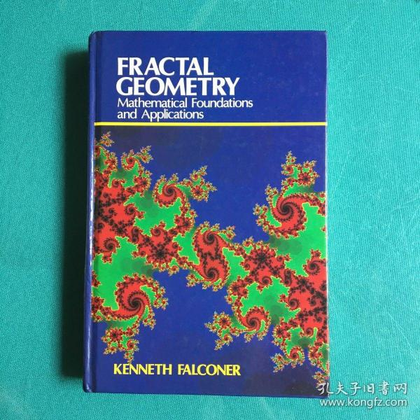 FRACTAL GEOMETRY:Mathematical Foundations and Applications(英文原版)