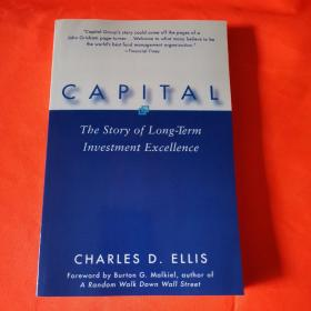 Capital: The Story Of Long-Term Investment Excellence  9780471735878