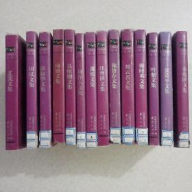 名著百部中国现代文学(14本)