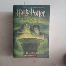 Harry Potter and the Half-Blood Prince【英文原版书,没有勾画】
