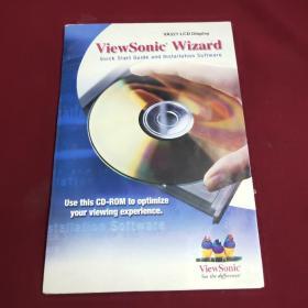 ViewSonic Wizard.光盘