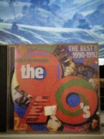 1990-1992年度最佳音乐精选【原版进口2CD】