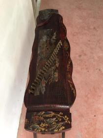 民国大漆精品大古筝(1.6米X0.65米X0.45米