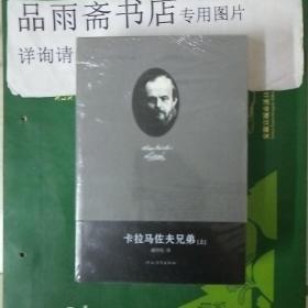 费·陀思妥耶夫斯基全集——卡拉马佐夫兄弟(全二册)
