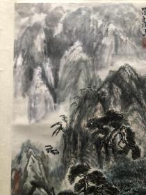 著名画家章赕老师精品山水