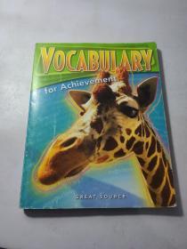 VocabularyforAchievement:ThirdCourse 内有笔记划线