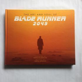 现货 银翼杀手2049 电影艺术画册设定集 英文原版 The Art and Soul of Blade Runner 2049  精装横开 大开本