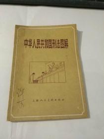 连环画: 中华人们共和国刑法图解