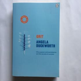 坚毅 释放激情与坚持的力量 安杰拉?达克沃思 Angela Duckwo   企鹅出版