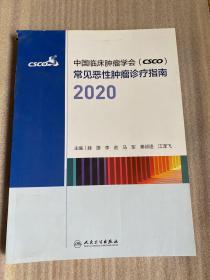中国临床肿瘤学会(CSCO)常见恶性肿瘤诊疗指南2020