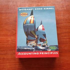 Accounting Principles, with CD, 6th Edition 会计原则,附CD,第6版 (精装厚本,16开本)