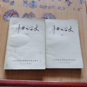 中国文学史:上:中