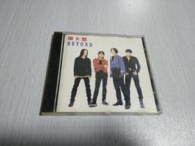 华纳原版CD《乐与怒》(BEYOND)