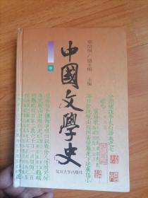 中国文学史(中)