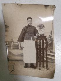 清末民初男人照片