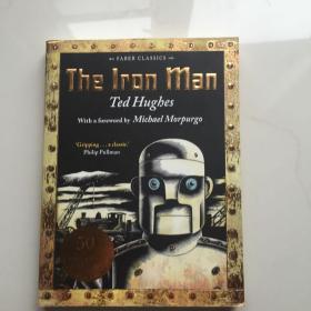 The Iron Man 英文原版 铁巨人