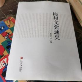 梅州文化通史