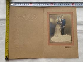 民国结婚照片