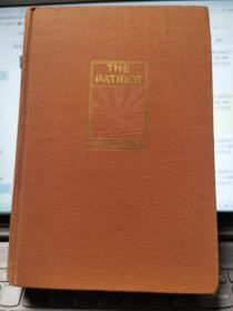 《爱国者》1939年初版  1938年诺贝尔文学奖得主 赛珍珠 (pearl s buck)亲笔签名本、布面精装