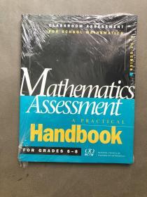 Mathematics Assessment,a practical handbook for grades 6-8 (Classroom Assessment for School Mathematics)(学校数学课堂评估)数学评估,6-8年级实用手册