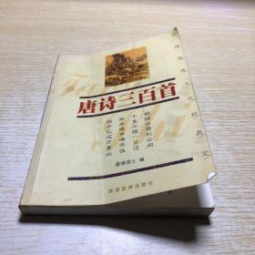 唐诗三百首/中国传统文化经典文