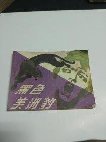 黑色美洲豹(连环画)