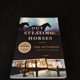 Out Stealing Horses:A Novel