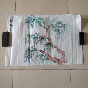 花鸟画3平尺(015)4