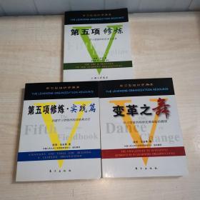 学习型组织建设资源库【第五项修炼、第五项修炼实践篇、变革之舞】