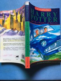 Harry Potter and the Chamber of Secrets  内容干净无写划