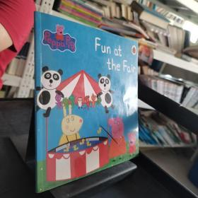 Peppa Pig: Fun at the Fair小猪佩奇故事书:太有趣了