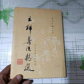 王铎书法精选(历代名家书法荟萃)