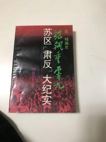 苏区肃反大纪实(上卷)