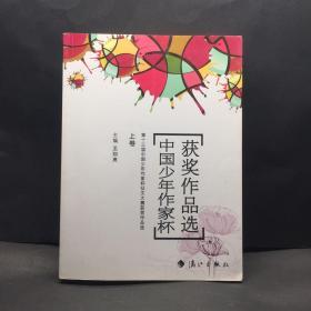 中国少年作家杯 获奖作品选 上卷