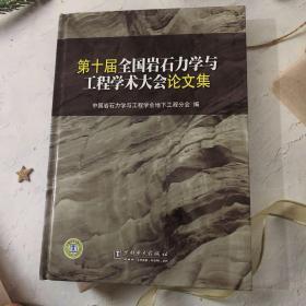 第十届全国岩石力学与工程学术大会论文集